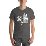 Without You, FEEL IT Collection, Short-Sleeve Unisex T-Shirt