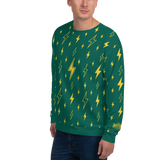 Bolt GR Unisex Sweatshirt - LESS is MORE Collection