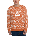 Impossible Triangles OG Unisex Sweatshirt - LESS is MORE Collection