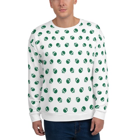 SKULL GR Sweatshirt - LESS is MORE Collection