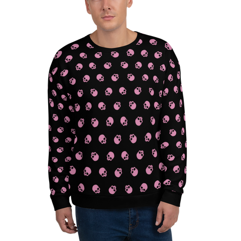 SKULL PK-B Sweatshirt - LESS is MORE Collection