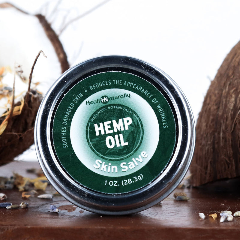 Hemp Oil Skin Salve 100mg