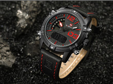 Load image into Gallery viewer, NAVIFORCE Relogio Masculino Analog Military Watch