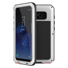 Load image into Gallery viewer, OLAF Heavy Duty Case Metal Case Shockproof Cover For Samsung Galaxy S4 S5 S6 S6 S7 edge S9 S8 Plus Note 8 5 4 Shockproof Cover