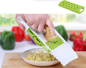 Eco-Friendly 5 Blade Multi Peeler & Grater