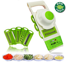 Load image into Gallery viewer, Eco-Friendly 5 Blade Multi Peeler & Grater