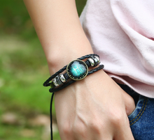 Load image into Gallery viewer, 12 Constellations Zodiac Sign Bracelet