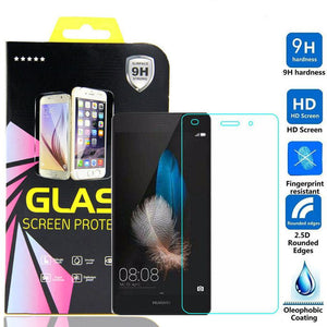 0.3mm 9H 2.5D Anti-scratch Tempered Glass Film for Huawei Ascend P9 P9 Lite P8 P8 lite G7 Mate 7 Mate 8 Honor 5X 4X 6 6 Plus 7