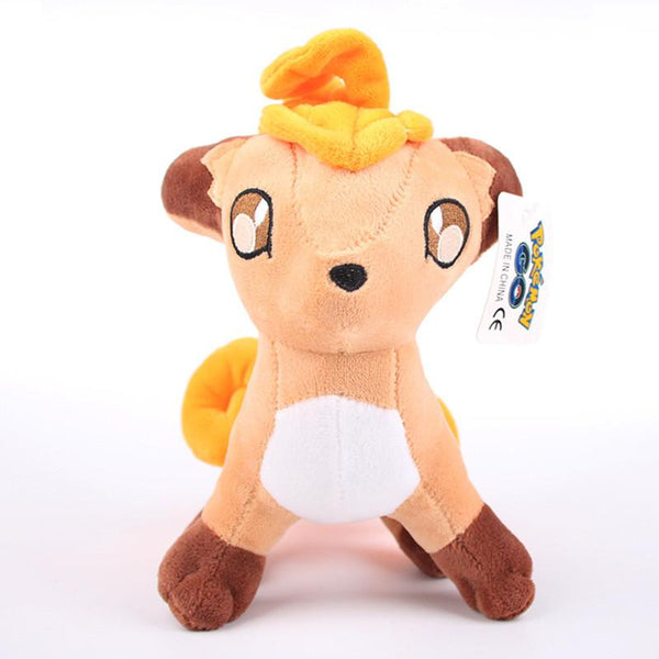 12 Style 20cm Pokemon Plush Snorlax Charmander Eevee Umbreon Squirtle Blastoise Vulpix Plush Stuffed Toys Doll for Kids Children