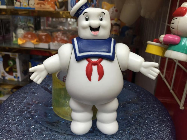 14cm Vintage Ghostbusters 3 Stay Puft Marshmallow Man Slimer Sailor Action Figure Toy Dolls