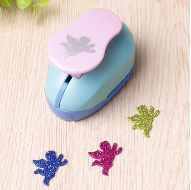 2.5cm Handmade Crafts And Scrapbooking Tool Paper Punch For Po Gallery Diy Card Punches Embossing Device Embossing