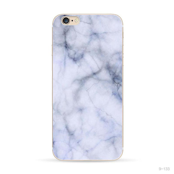 2016 Est Fashion Phone Cases For Apple Iphone 6 6s Marble Image Painted Landscape Pattern Cover Oil Painting Design Case