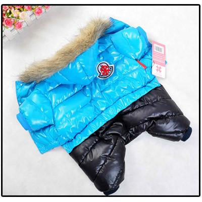 2016 Est Pet Dog Clothes Luxury Coat For Small Medium Xs-xxl Pet Hoodies Vest Chihuahua Warm Puppy Dress Autumn Winterbig Dog