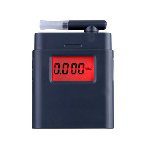 2016 High Sensitive Breath Alcohol Tester Prefessional LCD Digital Breathalyzer with Backlight Alcohol Detector Alcotester
