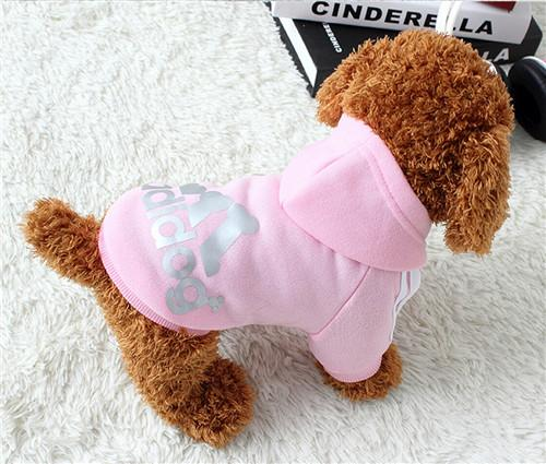 2017 Dog Clothes Winter Warm Clothes Dog Clothes For Small Big Dog Coat Xs - Xxl Spring Summer Winter Chihuahua Girl