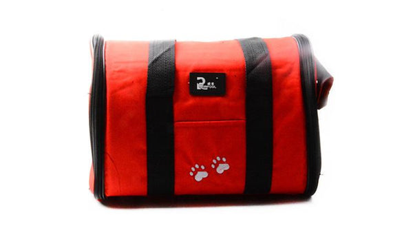 2017 Comfort Carrier Soft-Sided Pet Travel Carrier Petmate Kennel Cat Dog Carrier S L Red colors for small dog PA03