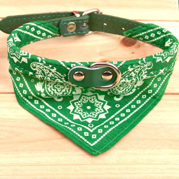 2017 Dog Collar For Small Dog Puppy Pet Products Dog Clothes Cat Puppies Collars Scarf Neckerchief Necklace Cachorro Supplies