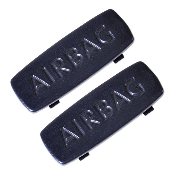 2pcs Car Pillar Airbag Clip Trim Cap 3c0 853 437c 3c085343 Fit For Vw Volkswagen Golf Mk6 Jetta Gti Mk5 Cc Passat 2012 2013 2014