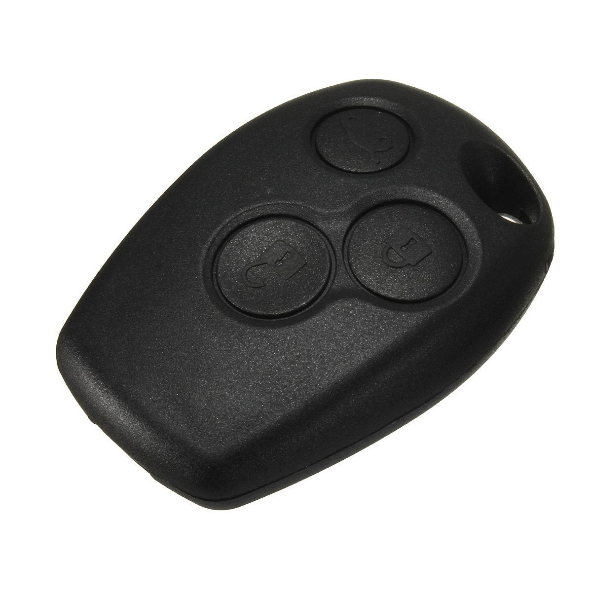 3 Button Replacement Remote Key Shell FOB Case For Renault Clio MK3 Kangoo Modus