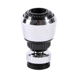 360 Degree Water Bubbler Swivel Head Connector Diffuser Nozzle Filter Mesh Adapter Rz