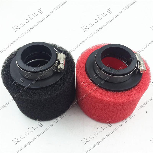 38mm-48mm Straight Foam Air Filter Sponge Cleaner 50cc Moped Scooter CG125 150cc Dirt Bike Motorcycle