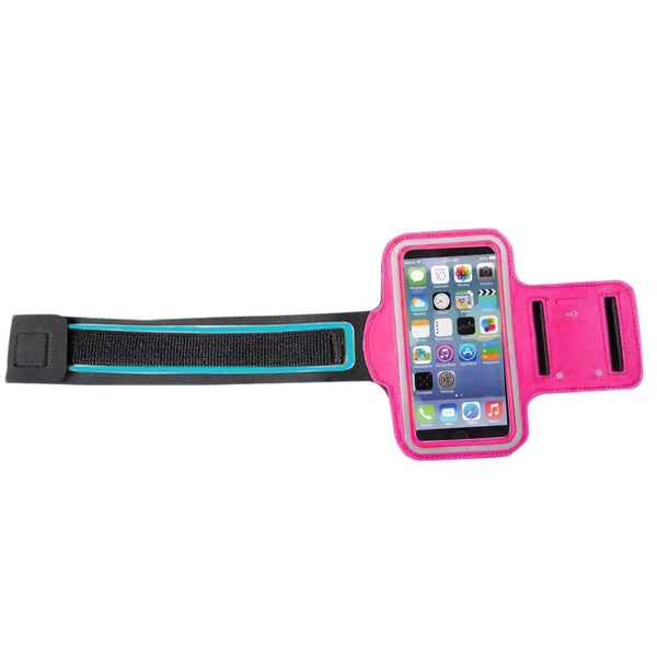 5.5 inch fashion GYM exercise fitness accessories sport running pouch armband cover case for Iphone 6 plus armbands