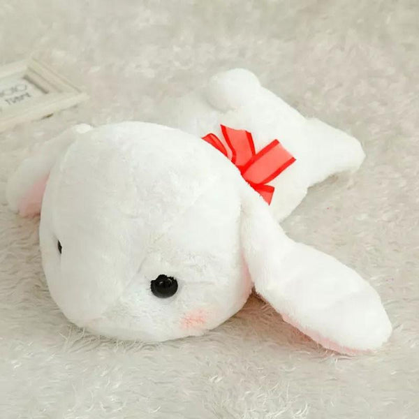 50cm Rabbit Dolls Plush Classical Lying Bunny Rabbit Toy Amuse Lolita Loppy rabbit Kawaii Plush Pillow for Kids Friend Girls