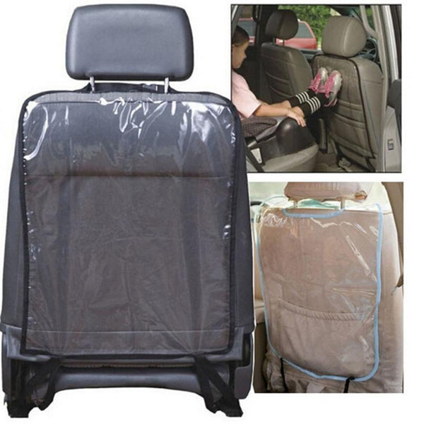55*40cm Child Car Seat Back Cover Back Protection Anti Abrasion Pad Anti Step Dirty Mat Car Decor Accessories 6ZA038