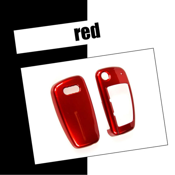 Abs Car Key Cover Body Kit Bag Case For Audi A6l A1 Q3 Q7 Tt R8 A3 S3