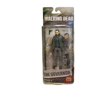 Amc Tv Series The Walking Dead Abraham Ford Bungee Walker Rick Grimes The Governor Daryl Pvc Action Figure Collectible Model Toy