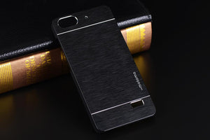 Aluminum Case For Huawei Honor 4c Case Motomo Luxury Metal Brush Hard Pc Back Cover Accessories For Honor 4c 4x Phone Case Funda