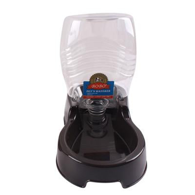 Automatic Pet Dog Cat Puppy Water Dispenser Food Dish Bowl 400ml Feeder Pet Drinking Fountain 24 X22 X 10cm