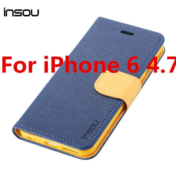 Case For Apple Iphone6 6s I6 6s Plus Luxury Wallet Flip Leather Back Cover For Iphone 6 Case 4.7 6s Plus 5.5 Coque Funda Capa