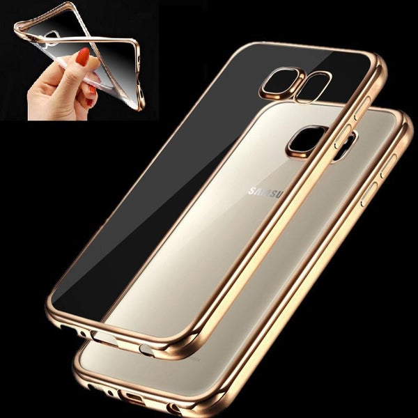 Case for iPhone for Samsung Galaxy S5 S6 S6 edge S6 edge Plus S7 S7 edge 5 5S SE 6 6S Plus Fashion Luxury Cover