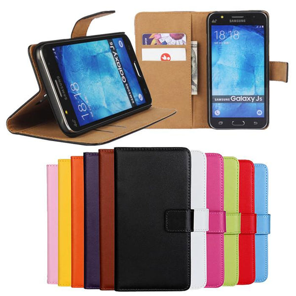 Cases Cover For Samsung Galaxy J5 J3 A3 A5 A7 2016 J7 A8 Case Leather Wallet Mobile Phone Bag Fundas Hoesje S5 S6 S7 Edge Coque