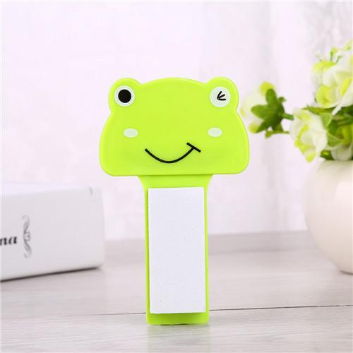 Cute Cartoon Toilet Cover Lifting Device Toilet Lid Handle Anti-bacterial Toilet Cover Handle Bathroom Products