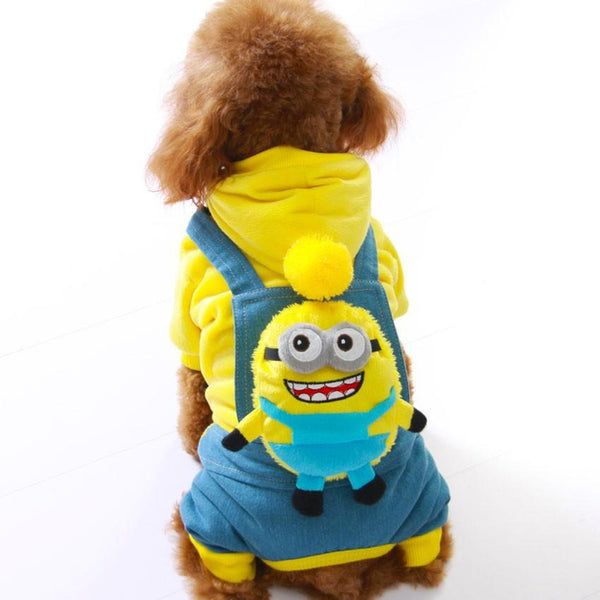 Fashion 4 Style Pet Dog Clothes Clothing Dog Clothes For Small Girl Dogs Winter Warm Coat Jackets Cartoon Chihuahua Girl