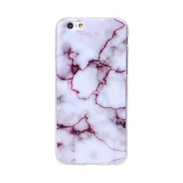 Fashion Granite Marble Texture Cover For Iphone 5s Case For Iphone 5 5s Se 6 6s 4.7 inch Plus 5.5 inch Soft Imd Phone Cases Capa