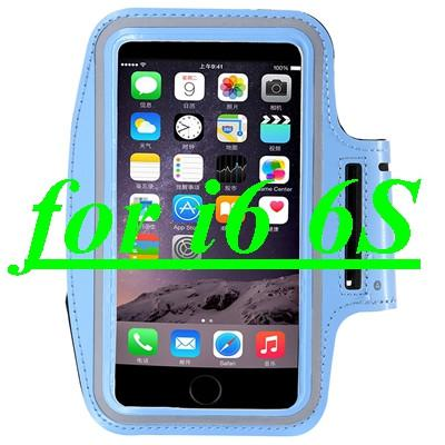 Fashion Workout Cover Sport Case For Iphone 6 6s Cases 6 Plus Holder Waterproof Casual Running Riding Arm Band For 6s 6s Plus
