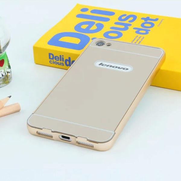 For Lenovo S60 Case Hybrid 0.5mm Slim Metal Aluminum Frame + Pc Back Cover Protective Case For Lenovo S60 Phone Bag Fundas Capas