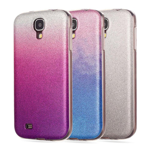 For Samsung s4 Case Silicon Glitter Phone Cover For Samsung GALAXY S4 Cases SIV I9500 I9505 S IV Luxury Soft TPU Back Fundas