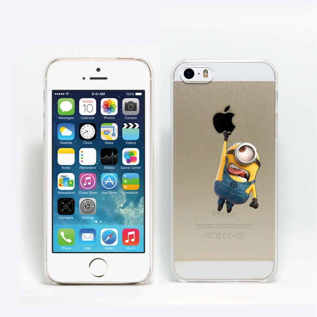 For iPhone 5s Case Super Hot Minions Design Cover For iphone 5 5S SE Capa Hard f8d3eee0 ba81 4ae2 9b8e 529ca96c3a73 1200x1200
