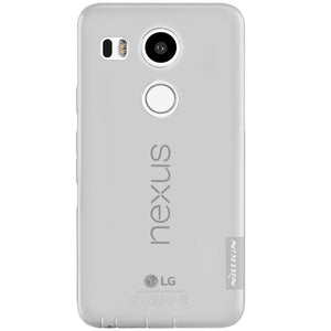 Nillkin Ultra Thin Transparent Nature Tpu Case For Lg Nexus 5x S Line Clear Tpu Soft Back Cover For Lg Nexus 5x With Package