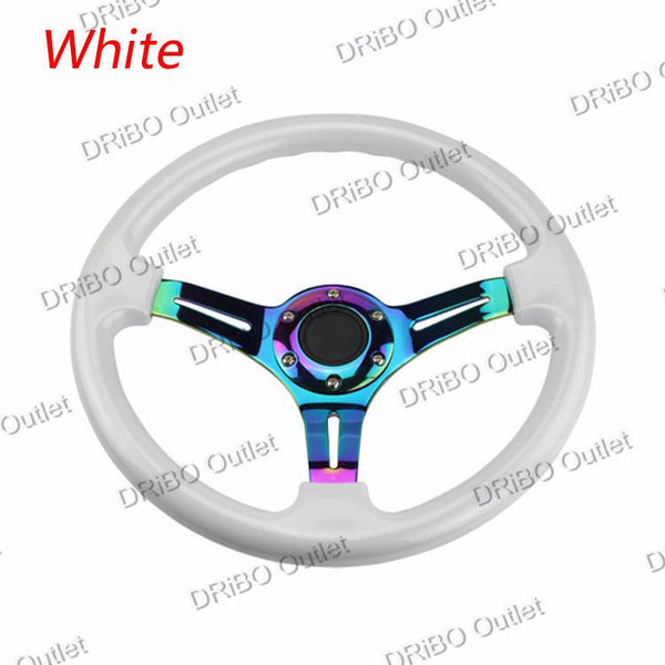 Neo Chrome 350mm 14inch Steering Wheel Abs Steering Wheel
