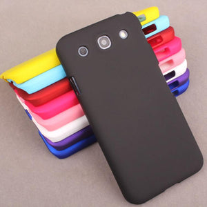 Multi Colors Luxury Rubberized Matte Plastic Hard Case Cover For LG Optimus G Pro Gpro E980 E988 E989 F240 Phone Cover Cases