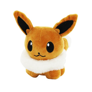 Pokemon Go Plush Toy 5 inch Eevee Eeveelution Stuffed Plush Toys Doll For Kids