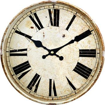 Roman Numerals Decorative Wall Clock Antique Design Silent Living Room Wall Decor Saat Home Decoration Watch Wall