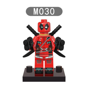 Suicide Squad Minifigures Marvel Dc Super Heroes Harley Quinn Joker Two Face Doctor Strange Blocks Action Figures Kid Toys