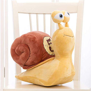 21cm Cartoon 3d Cuteturbo Plush Toy Stuffed Animal Toys Cool Turbo Speed Snail Plush Toys