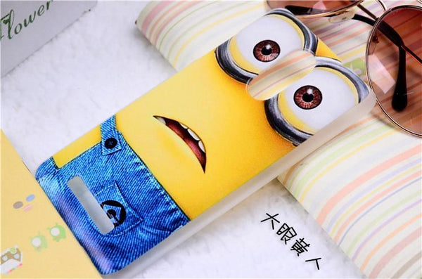 Xiaomi Redmi Note 3 Case Cover Hard Plastic Case For Xiaomi Note Redmi 3 Plastic Case Cartoon Xiomi Redmi Note 3 Case